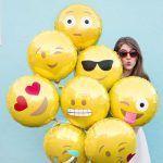 usar caritas iconos para expresar tu sentimientos hacia él o ella