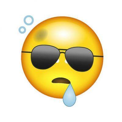 emoticones para descargar con lentes