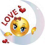 emoticones románticos para Facebook y whatsapp