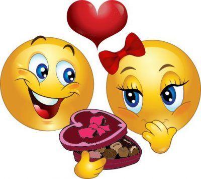 emoticones romanticos para pareja