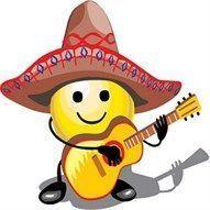 gifs emoticones con su guitarra