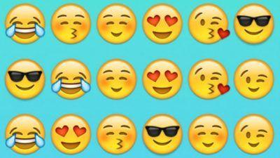 imagenes de emoticones para celular diferentes caras