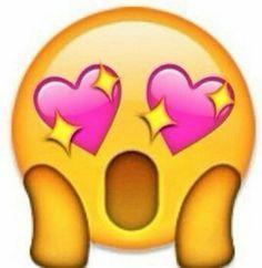 significado de simbolos whatsapp ojos de corazones