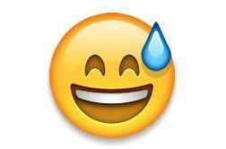simbolos emoji significado acalorado
