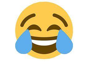 simbolos emoji significado cara riendo con lagrimas
