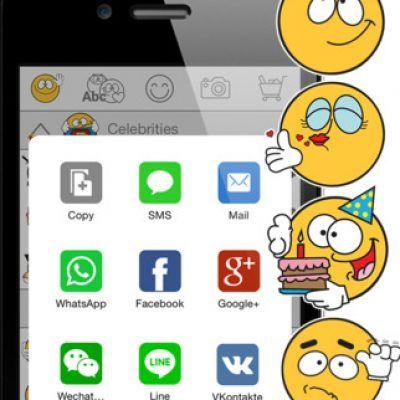 app de emoticones
