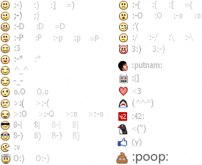 codigo emoji enamorado