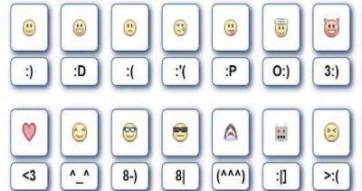 codigo emoji facebook