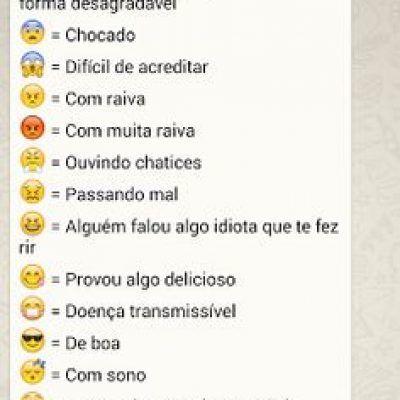 diccionario de emoticonos sms