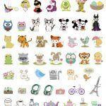 Lindas imagenes de emoji figuras para descargar