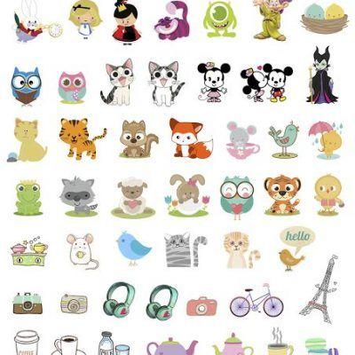 emoji figuras