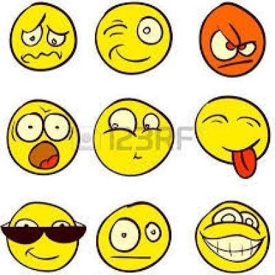 emoticon de loco en skype