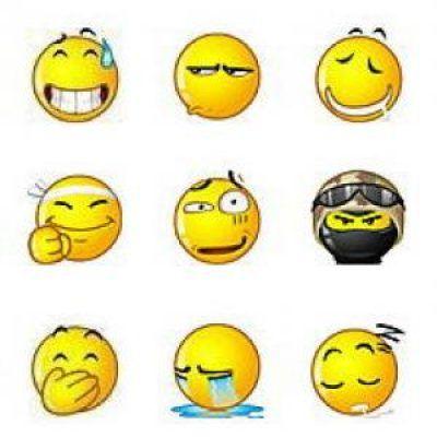 emoticones del blackberry messenger