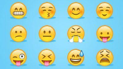 emoticones del facebook