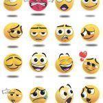 Emoticones  lista completa para facebook