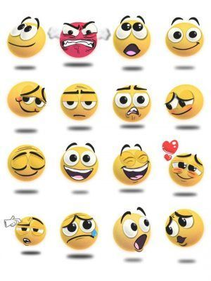 emoticones lista