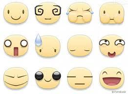 emoticonos messenger teclado