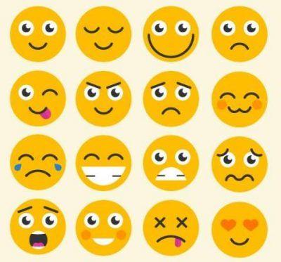 hacer figuras emoji