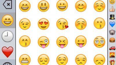 iconos de emoji para copiar y pegar