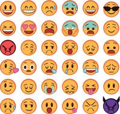 imagenes para hacer emoticones