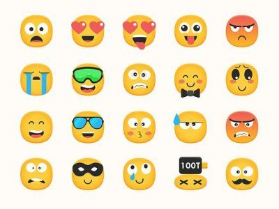 pagina de emoticones