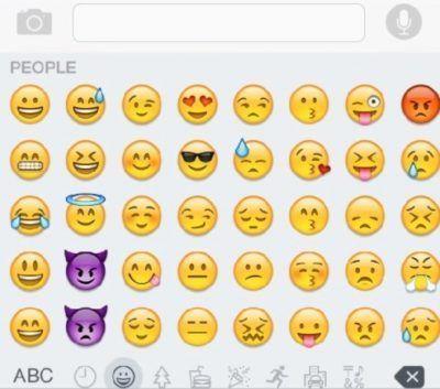 simbolos whatsapp