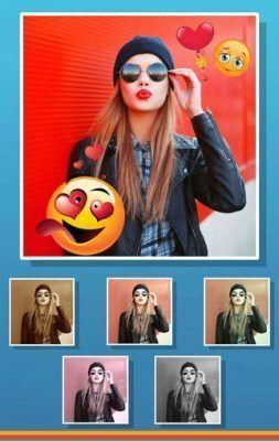 stickers para fotos online