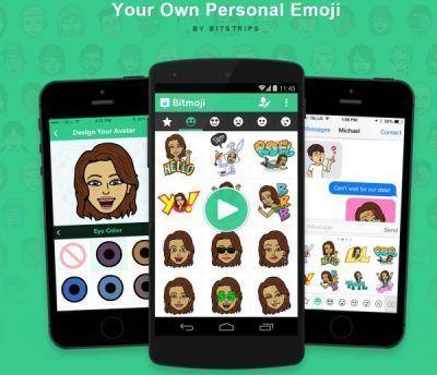 aplicacion emoji