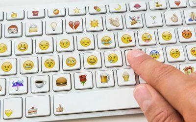 como poner emoticones con el teclado de la computadora