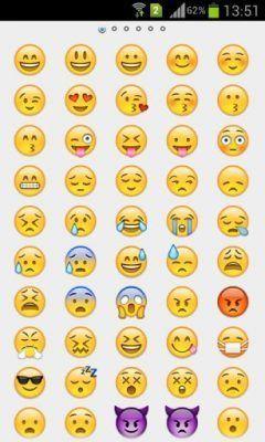 emoji gratis para celular