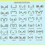 Conoce Los Diferentes Emoji Japoneses