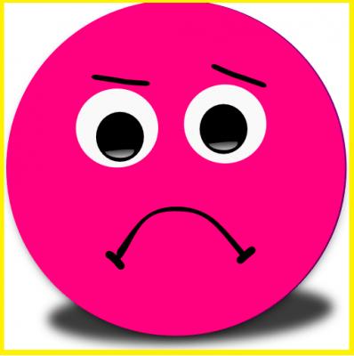 emoticones animados de tristeza