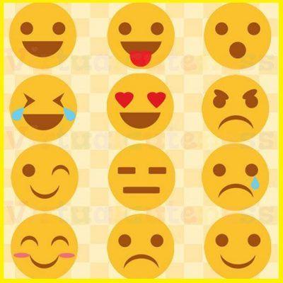 emoticones de emociones para descargar