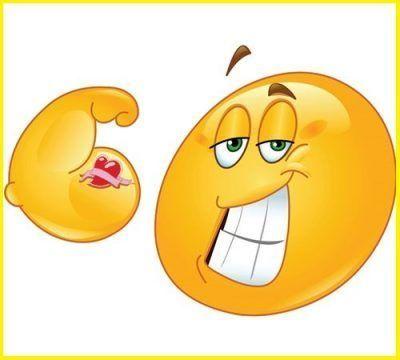 emoticones de felicidad para whatsapp