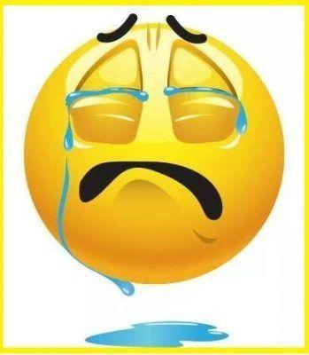 emoticones de tristeza