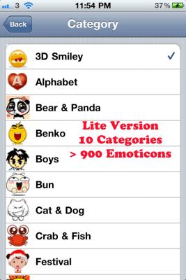 emoticones para mensajes de facebook