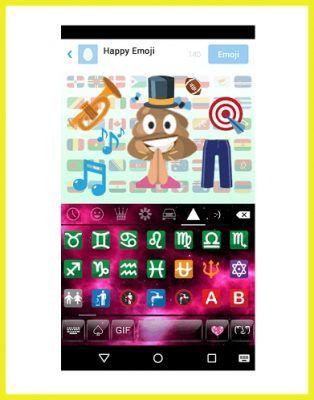 como instalar teclado emoji android
