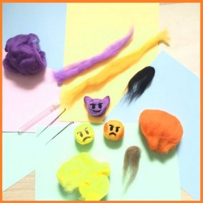 figuras con emojis