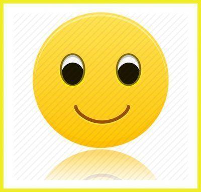 fotos de emoticones felices