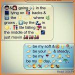 Imagenes de Letras Emoji Para Descargar