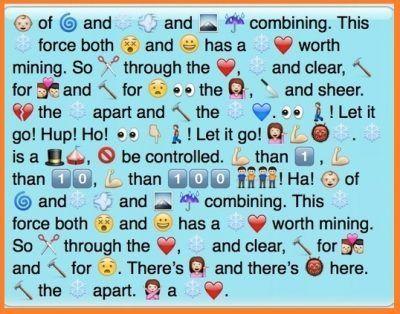 letras emoji whatsapp