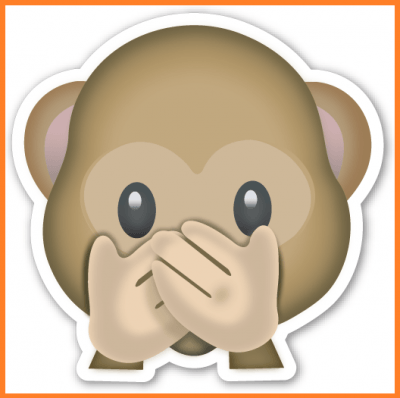 monkey emoticon skype