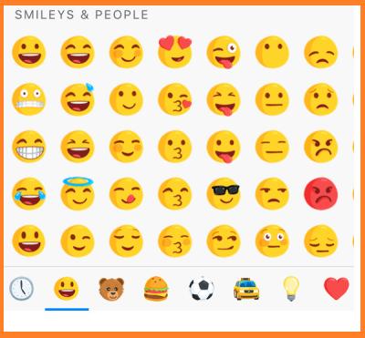nuevos emojis ios