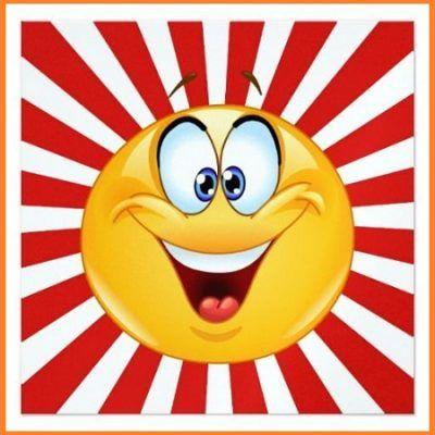 sonrisa emoticono facebook