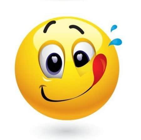 carita feliz animada para facebook