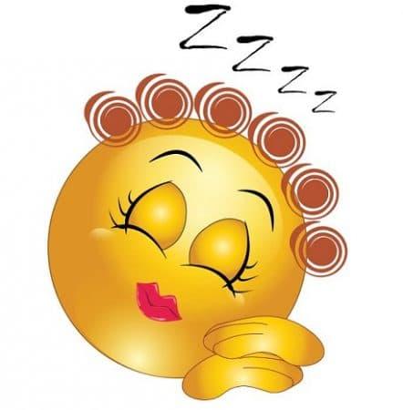 imagenes de caritas de emojis durmiendo