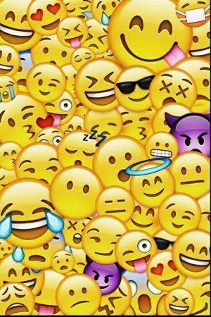 fondos de emojis para fotos