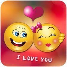 Emoticonos de amor