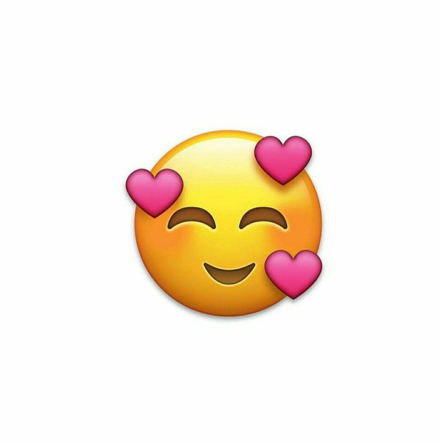 Emoji amor corazones