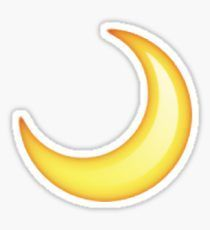 Emoji luna